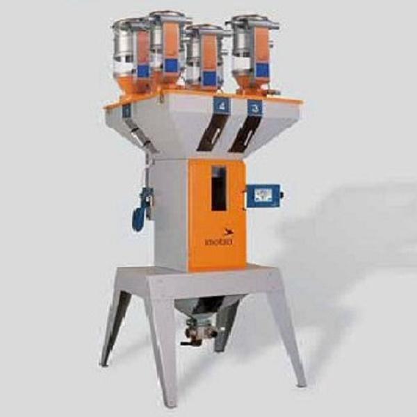 Hệ thống định lượng và phối trộn theo trọng lượng - Gravicolor - MOTAN COLORTRONIC