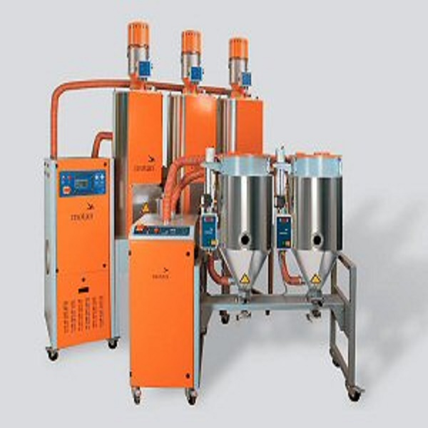 Hệ thống sấy tách ẩm - MOTAN COLORTRONIC